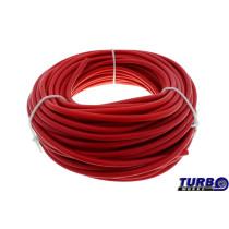 Szilikon vákum cső TurboWorks Piros 8mm